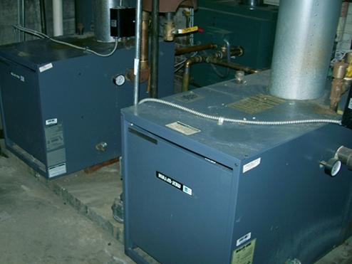 Газовые котлы системы отопительного оборудования