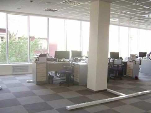 Вентиляция офисного центра