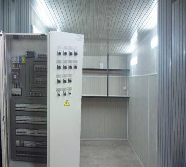 Шкаф автоматики вентиляции